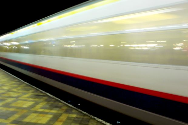 speedy-train-platform