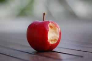 apple-bite