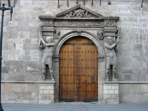 the door story