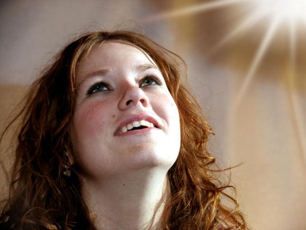 woman-heaven-inspiration