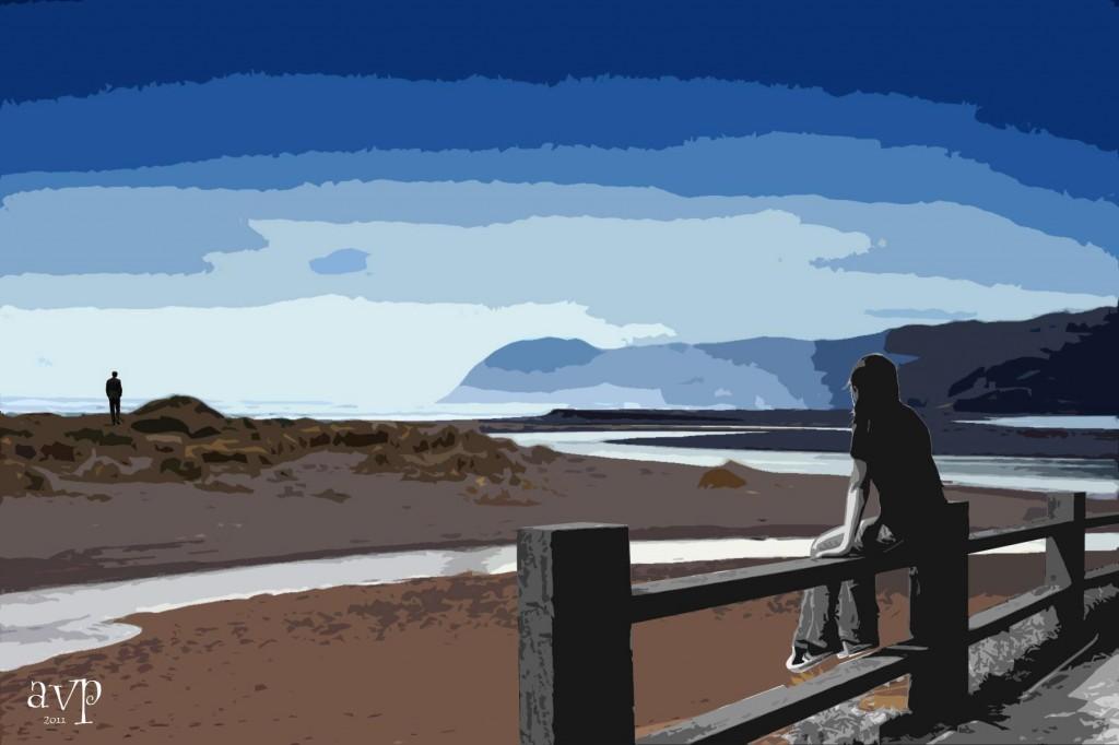 sea-beach-lovers-sad-breakup
